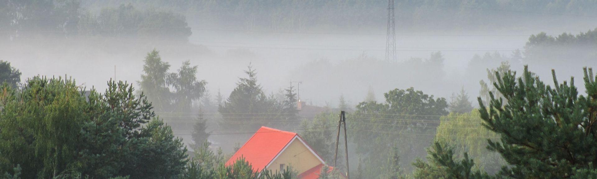 Miedzyzdroje brygge, Miedzyzdroje, Vestpommerske voivodskap, Polen