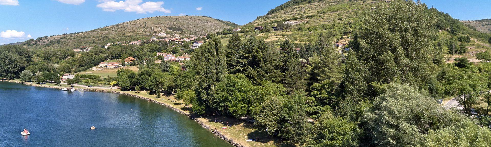 Saint-Rome-de-Tarn, Aveyron, Frankrijk