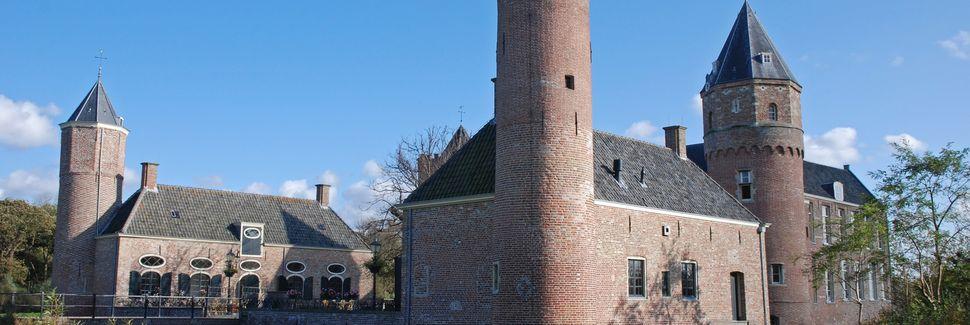 Oostkapelle, Provinz Zeeland, Niederlande