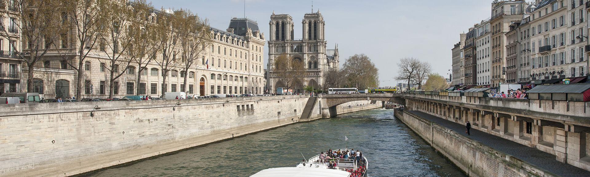 Saint-Merri, Paris, Ile-de-France, Frankreich