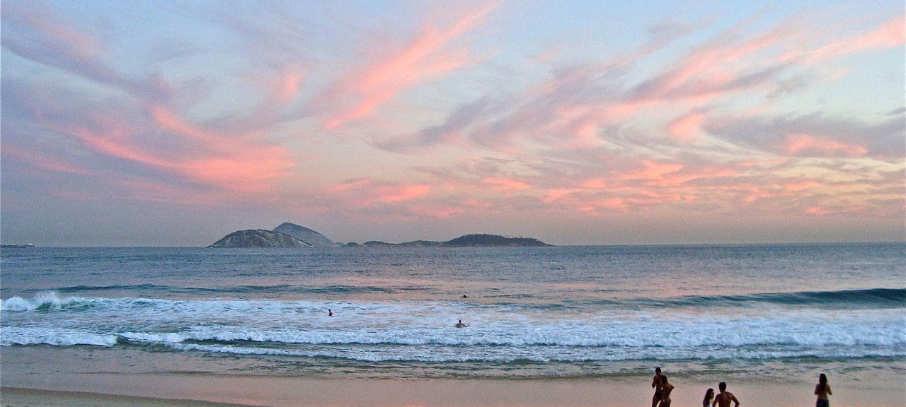 Copacabana Fort, Rio de Janeiro, Brazil