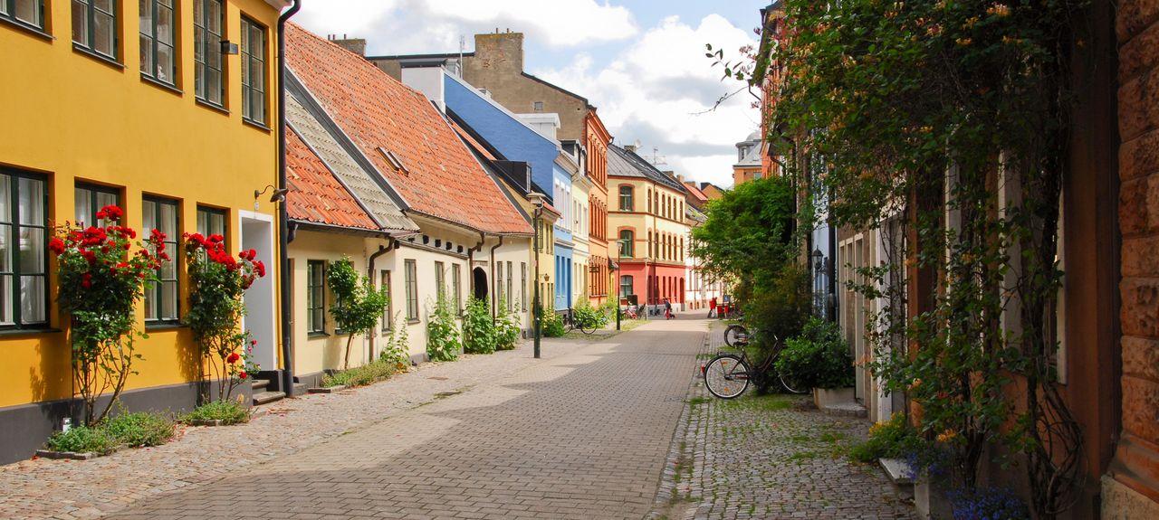 Malmö, Schonen, Schweden