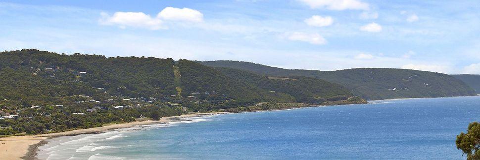 Skenes Creek Beachfront Park, Skenes Creek, Victoria, Australia