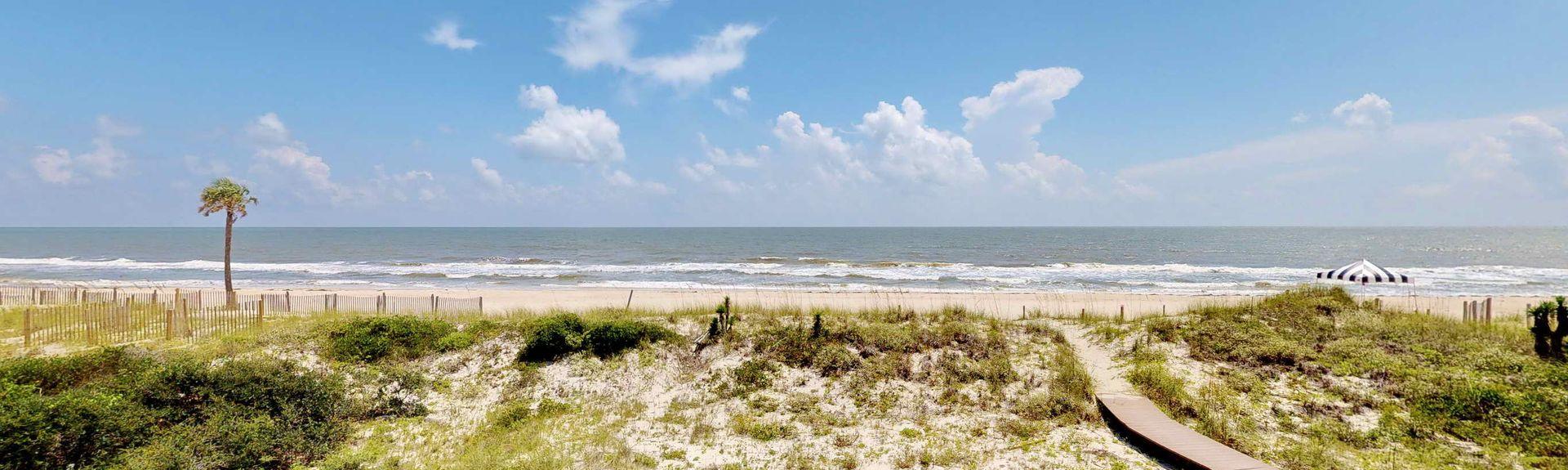 Treasure Beach Village, St. George Island, Floride, États-Unis d'Amérique