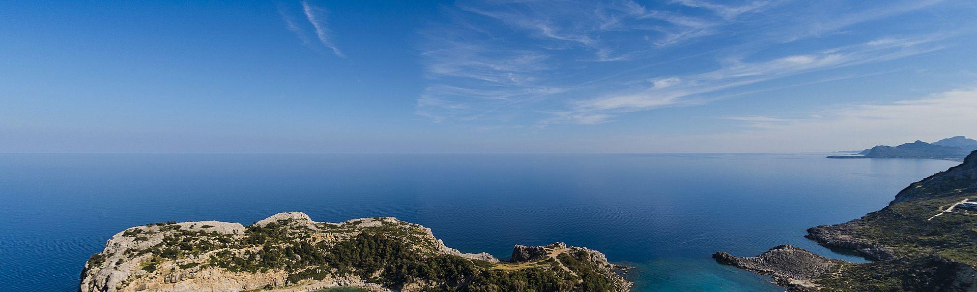Koskinou, Les îles Égéennes, Grèce
