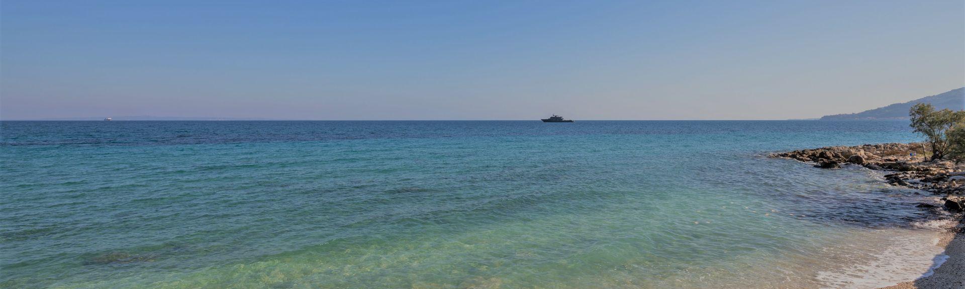 Hafen von Zakynthos, Zakynthos, Region der Ionischen Inseln, Griechenland