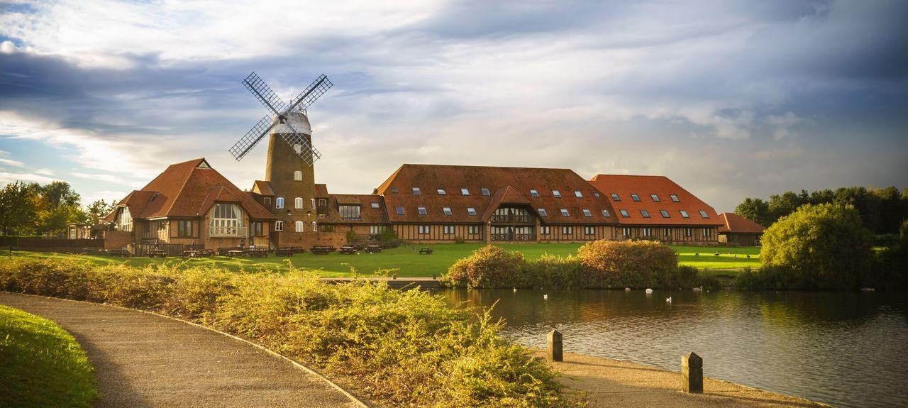 Milton Keynes, South Northamptonshire District, Angleterre, Royaume-Uni