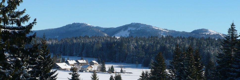 Métabief, Borgonha-Franco-Condado, França