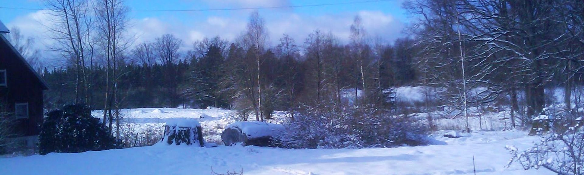 Geranium House at Elders Farm, Scania, Sweden