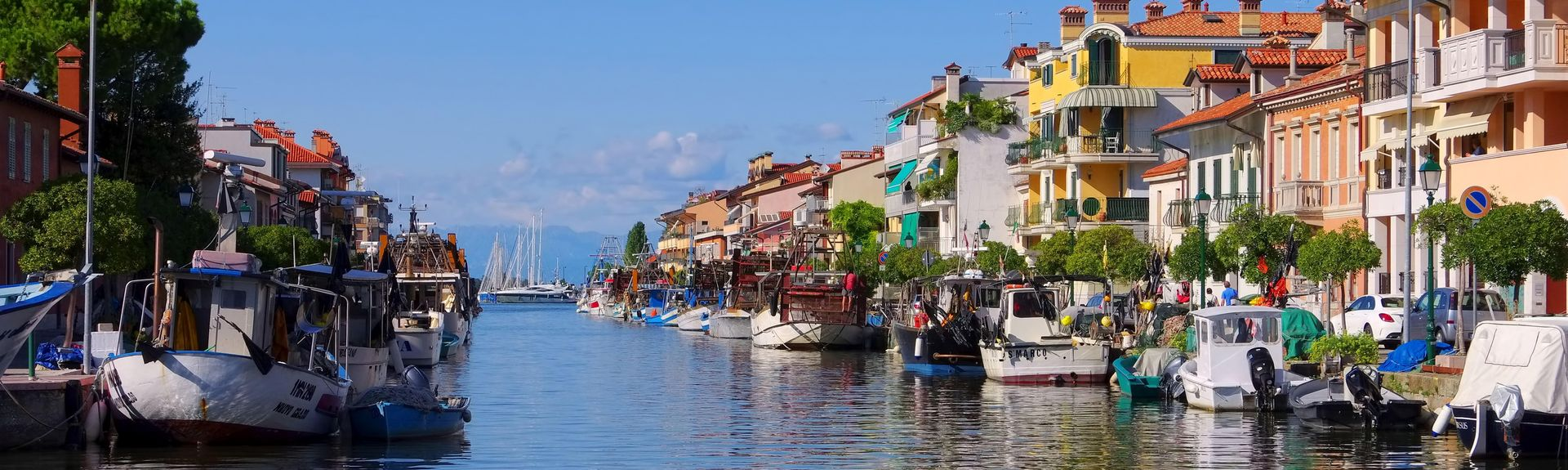 Grado, Friaul-Julisch Venetien, Italien