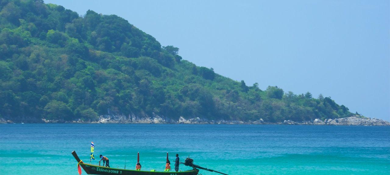 Kammala, Province de Phuket, Thaïlande