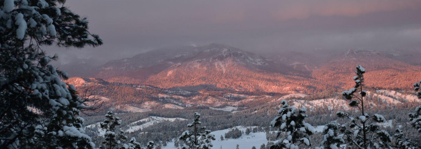 Wolf Creek Ski Area, Pagosa Springs, Colorado, United States of America