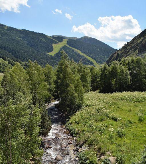 Station de ski Grandvalira, Canillo, Andorre