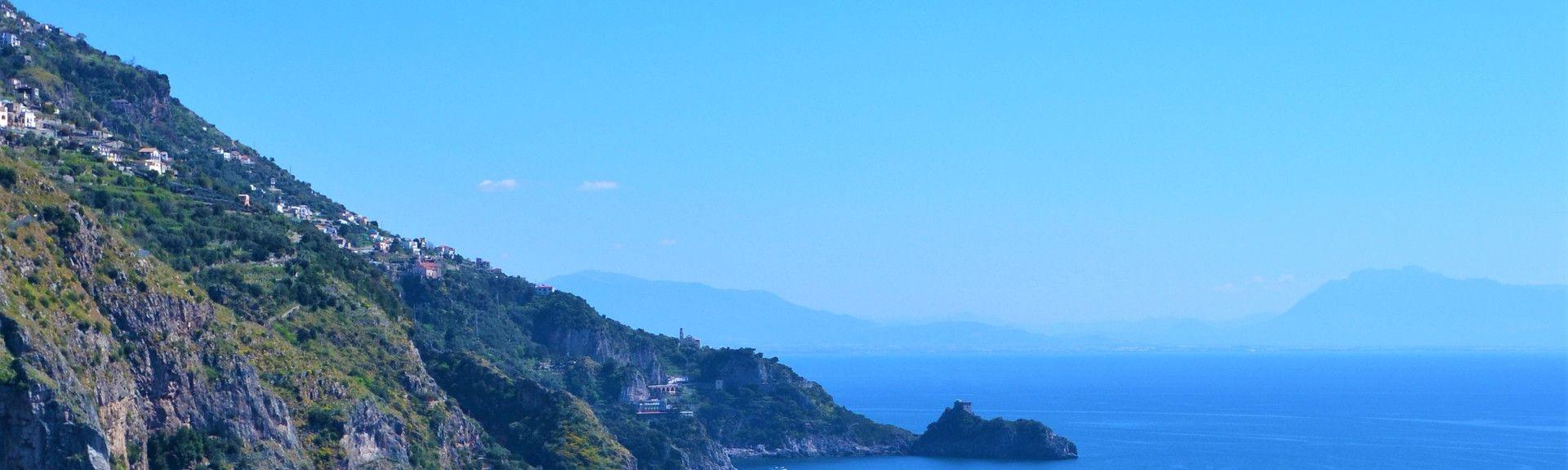 Maiori, Campania, Italia