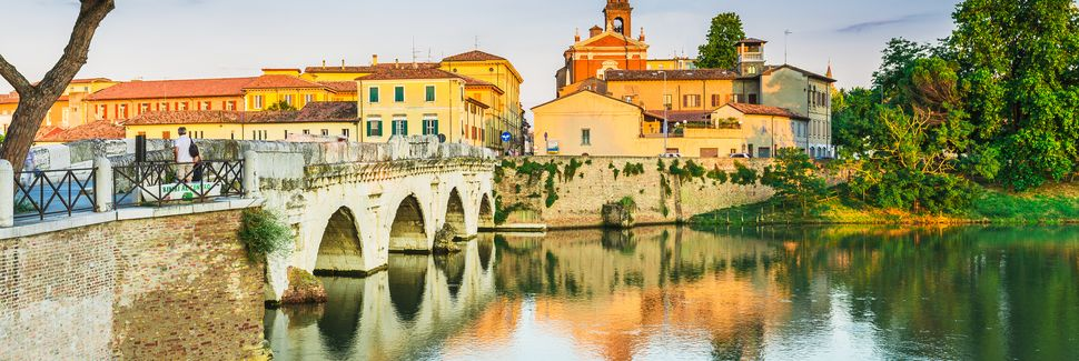 Rimini, Emilia-Romagna, Italien