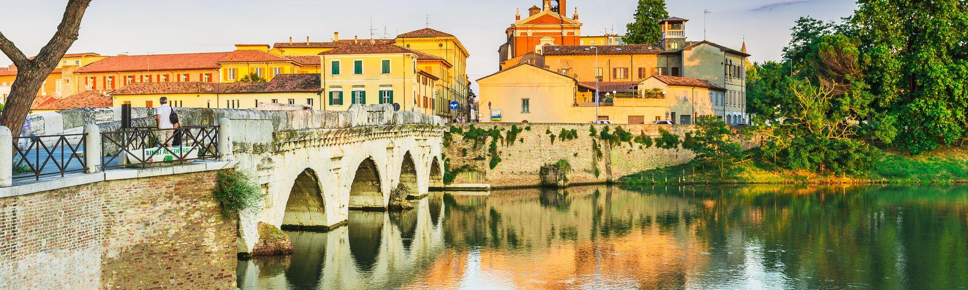 Rimini, Emilia-Romagna, Italy