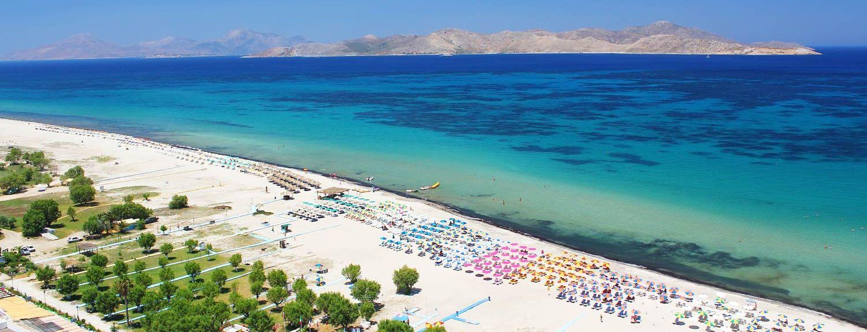 Mastichari Beach, Kos, South Aegean, Greece