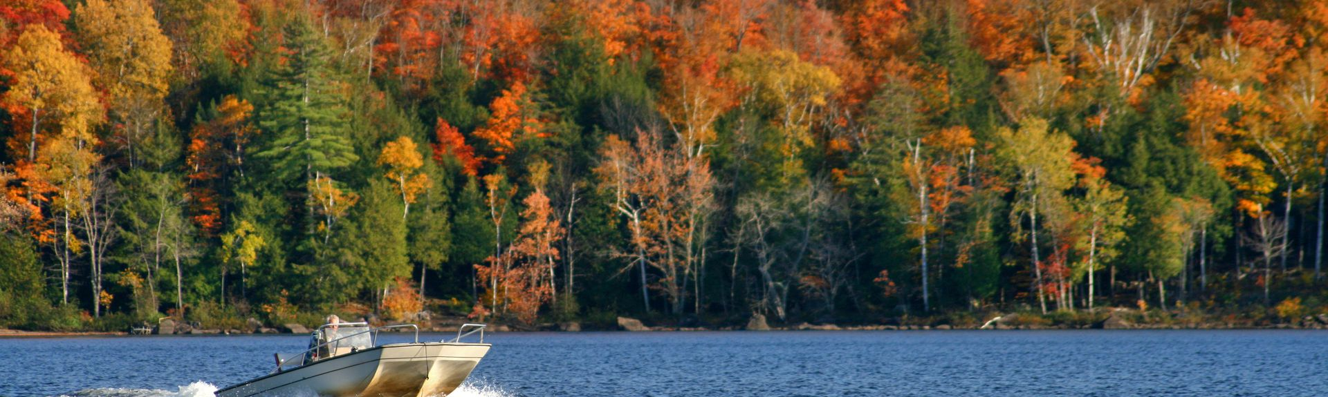 Schroon Lake, NY, USA, Lake