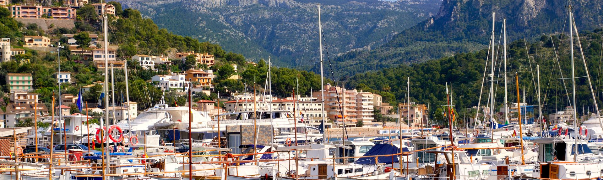 Port de Sóller, Sóller, Balearic Islands, Spain