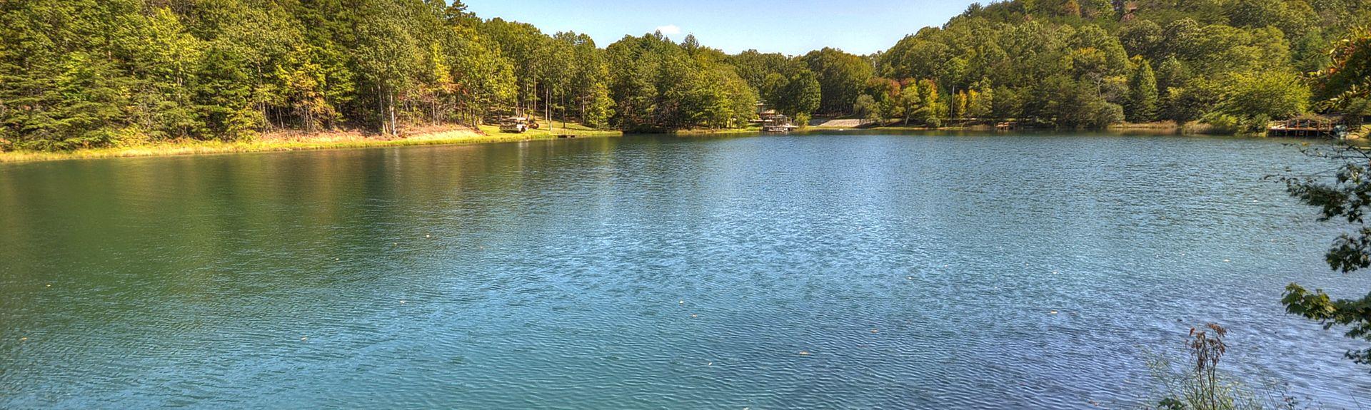 River Maze (parc de loisirs), Benton, Tennessee, États-Unis d'Amérique
