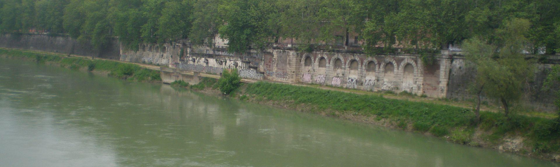 Municipio XI, Rome, Latium, Italie
