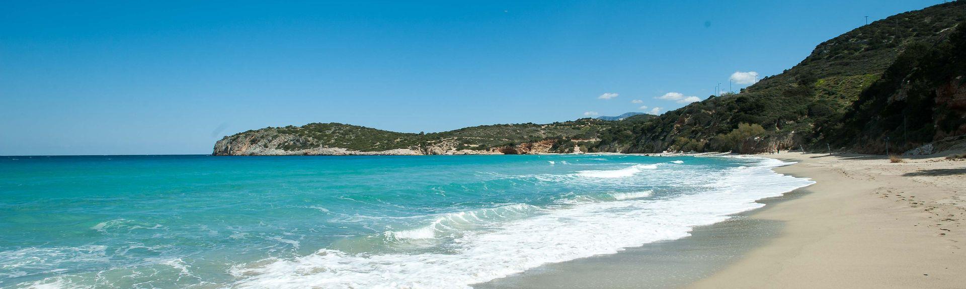 Ammoudara, Agios Nikolaos, Kreta, Griekenland