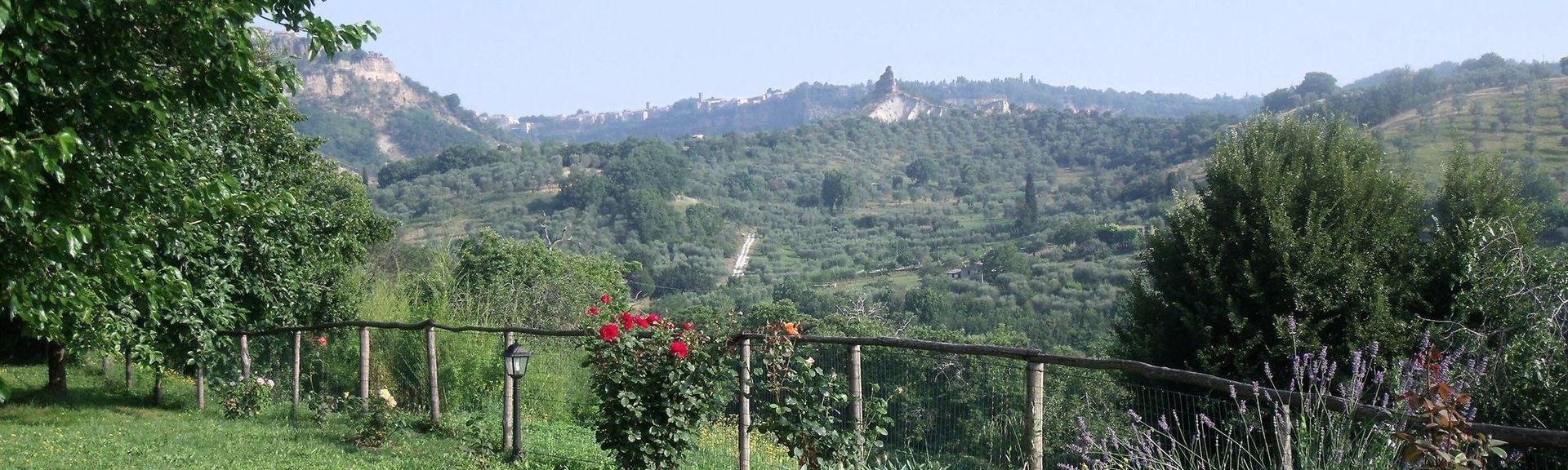 Castiglione in Teverina, Lácio, Itália