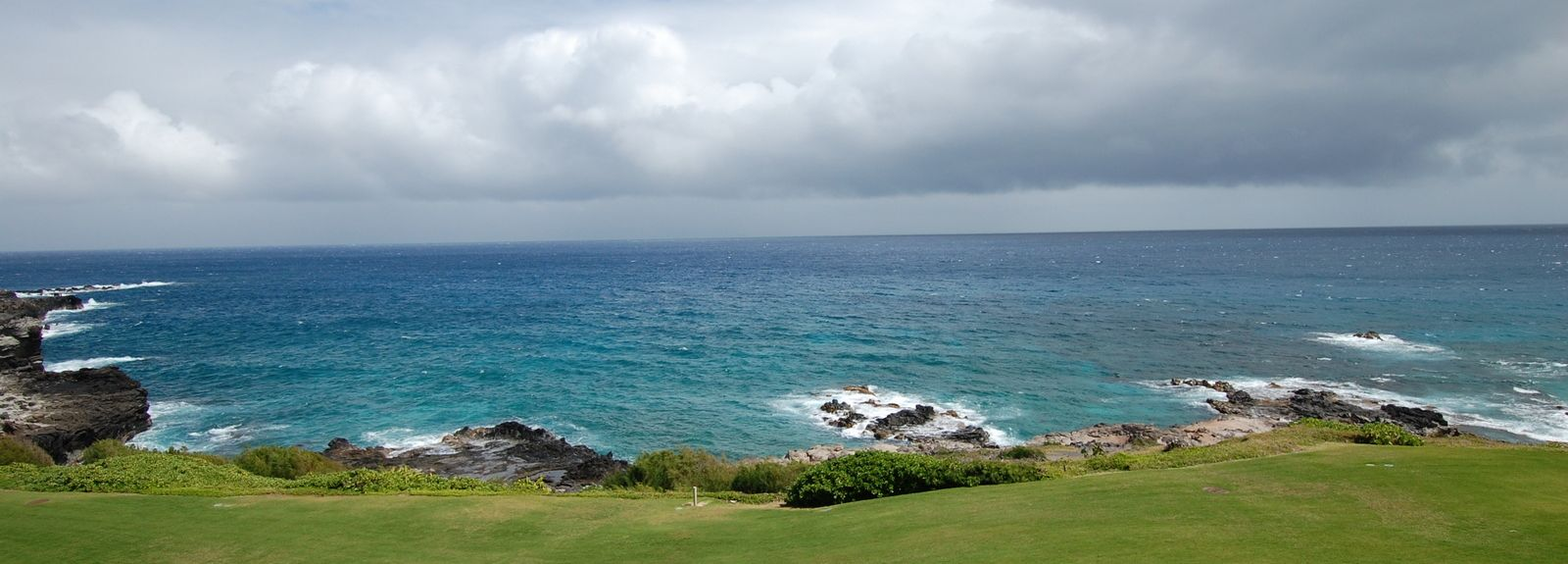 Kapalua Golf Club Plantation Course, Lahaina, Hawaii, United States of America
