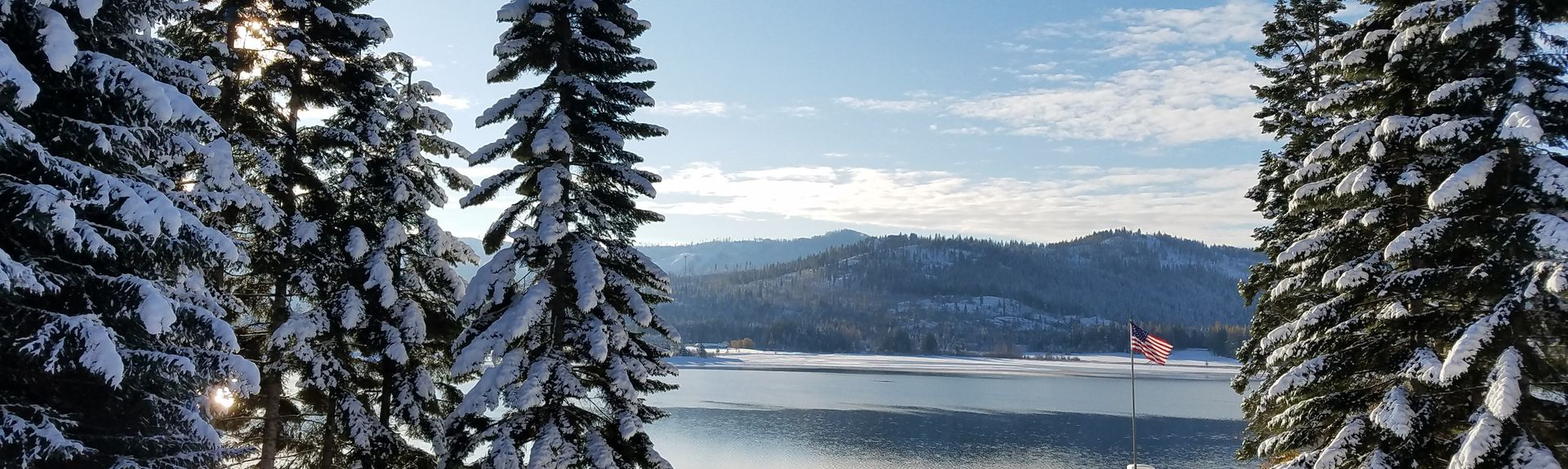 Lake Pend Oreille, Idaho, USA