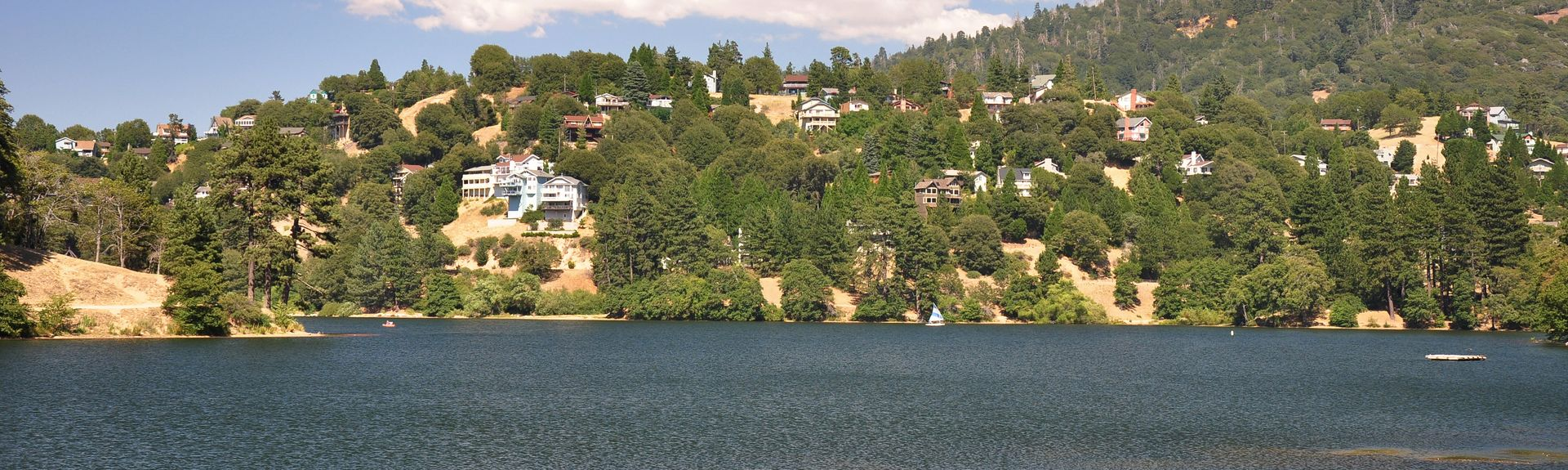 Lake Gregory, Crestline, CA, USA