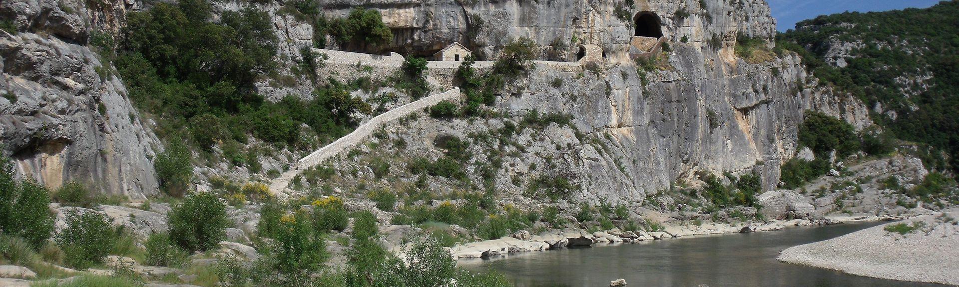 Saze, Gard, France