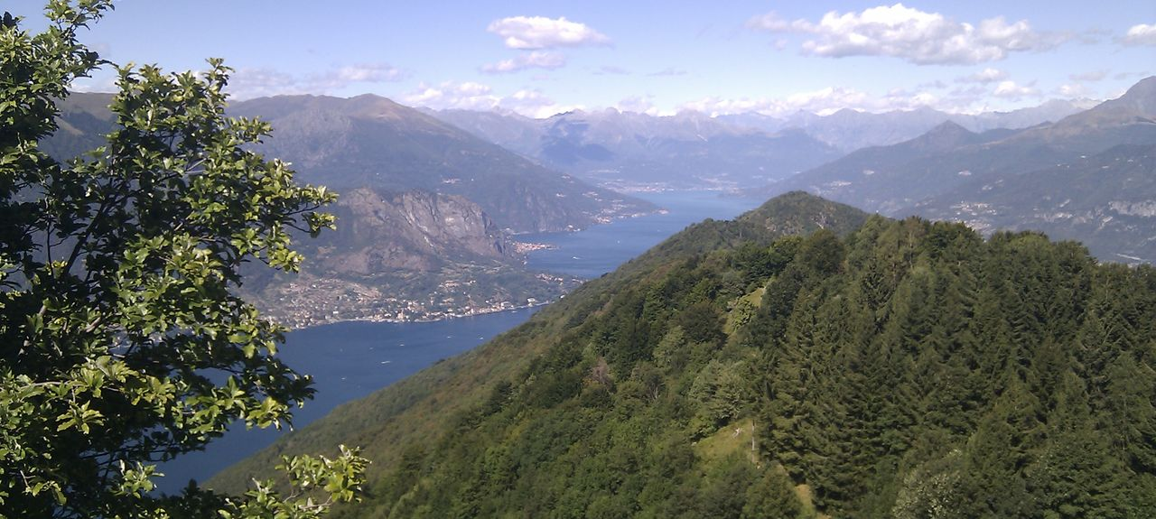 Claino con Osteno, Como, Lombardy, Italy