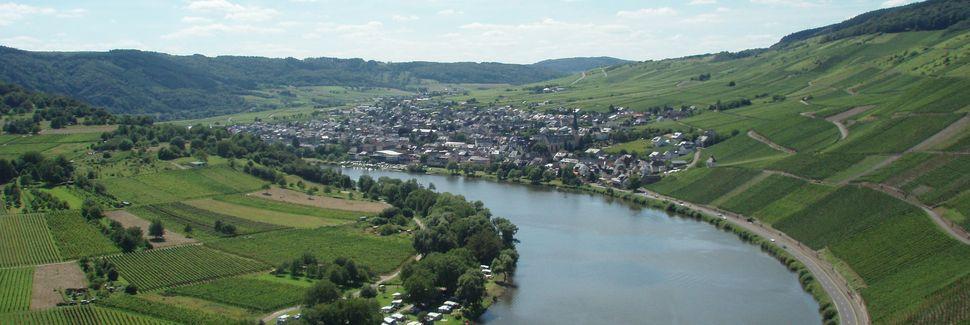 Piesport, RheinlandPfalz, Tyskland