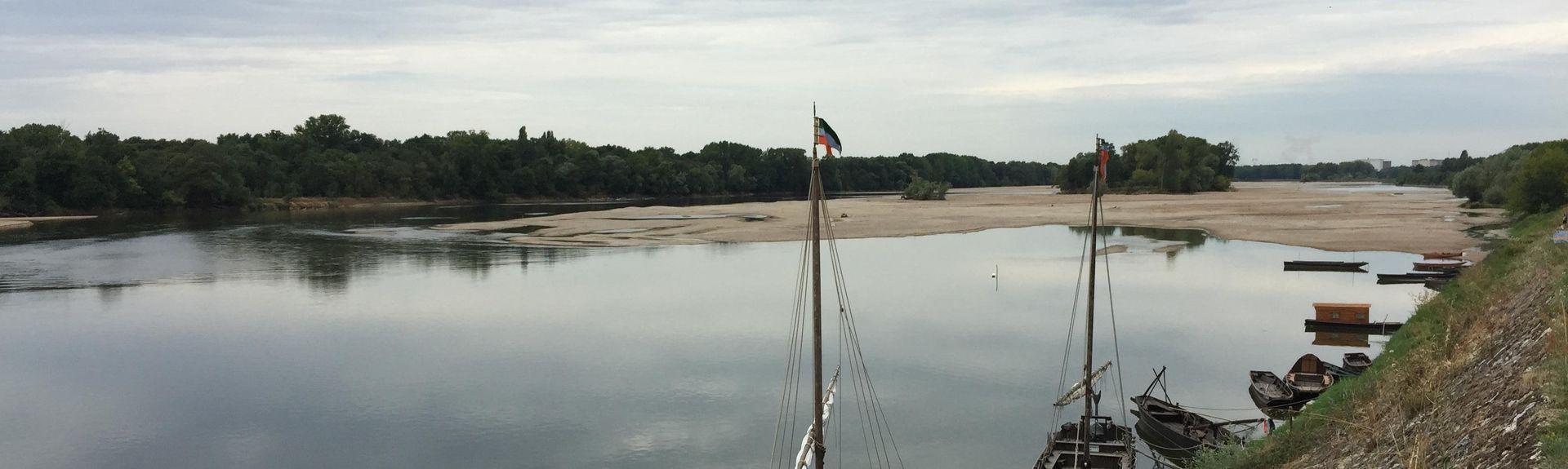 Breil, Noyant-Villages, Département Maine-et-Loire, Frankreich