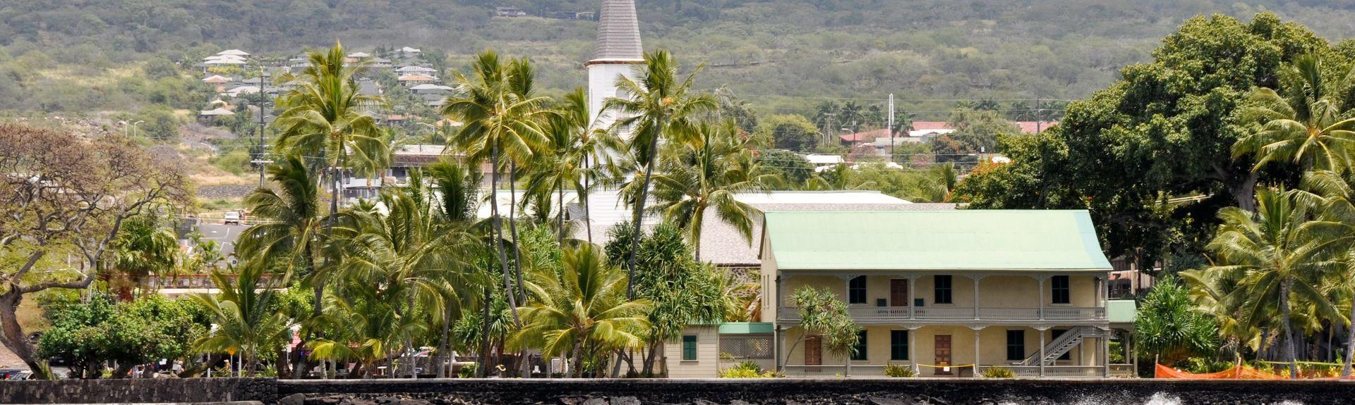 Kailua Beach, Kailua, Hawaï, Verenigde Staten