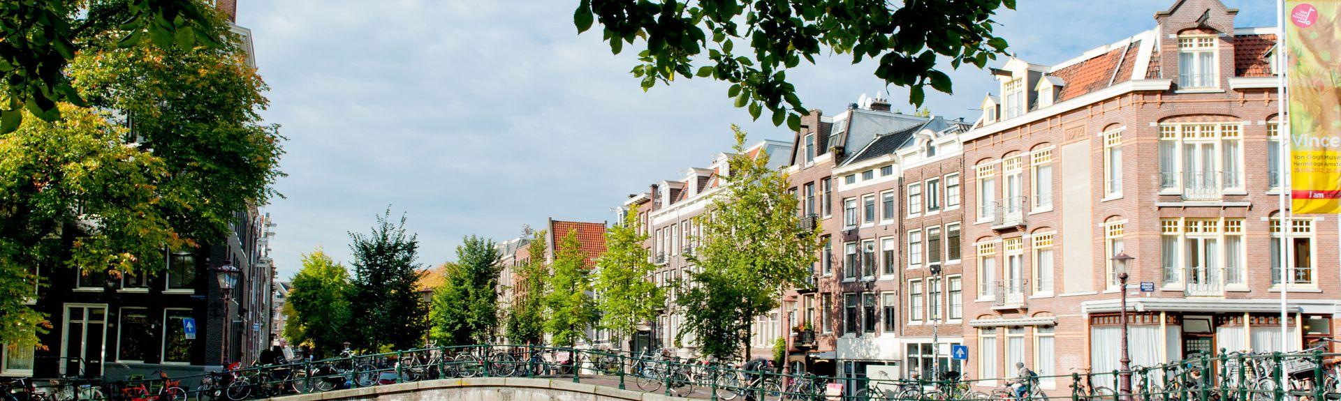 Westerpark, Amsterdam, Netherlands