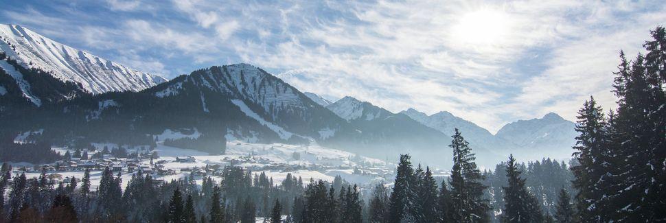 Schöngrabern-skilift, Sankt Anton am Arlberg, Tirol, Oostenrijk