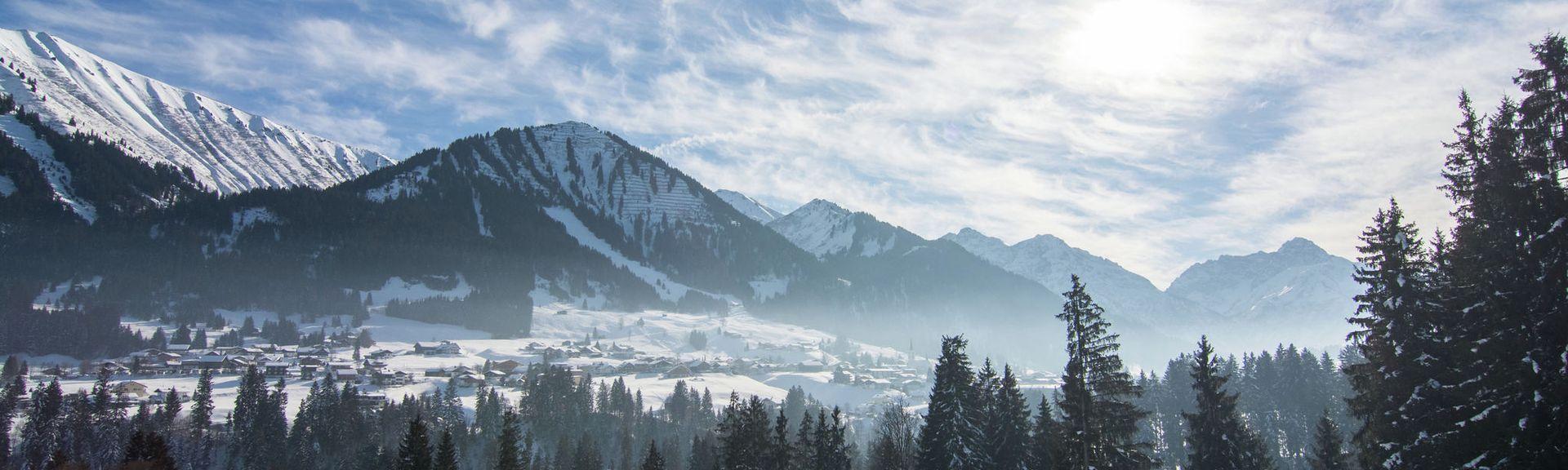 Skilift Schöngraben, Sankt Anton am Arlberg, Tirolo, Austria