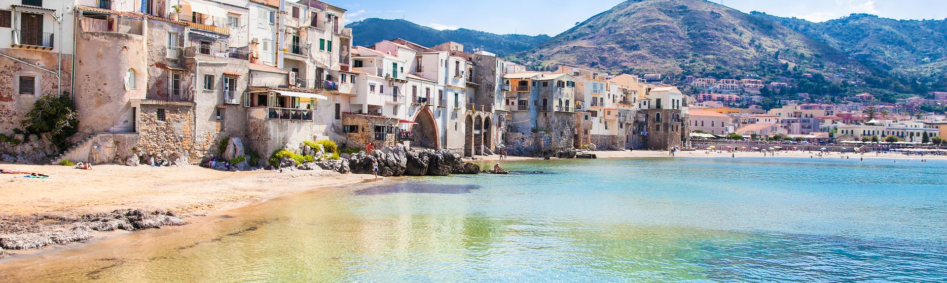 Palermo, Sisilia, Italia