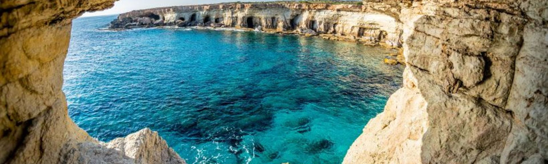 Cape Greco National Forest Park, Paralimni, Cyprus