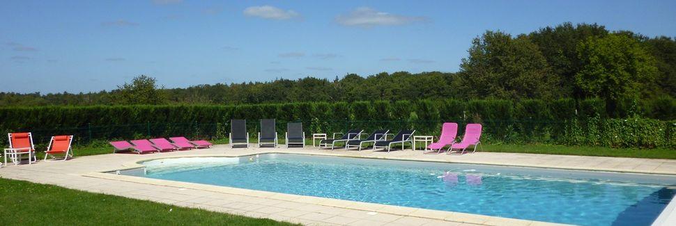 Salbris, Sentrale Loire-dalen, Frankrike