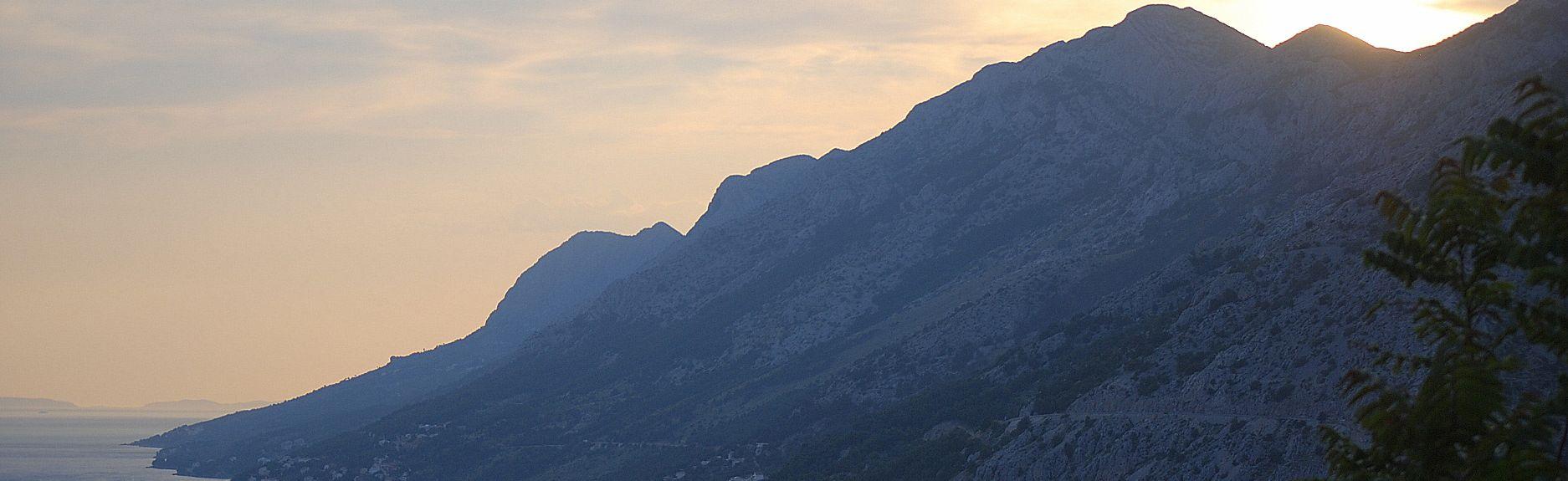 Makarska, Split-Dalmatië, Kroatië