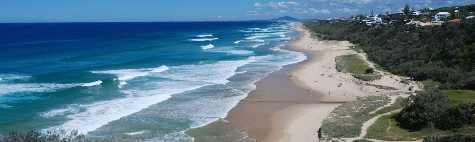 Noosa National Park, Sunshine Coast, Queensland, Australien