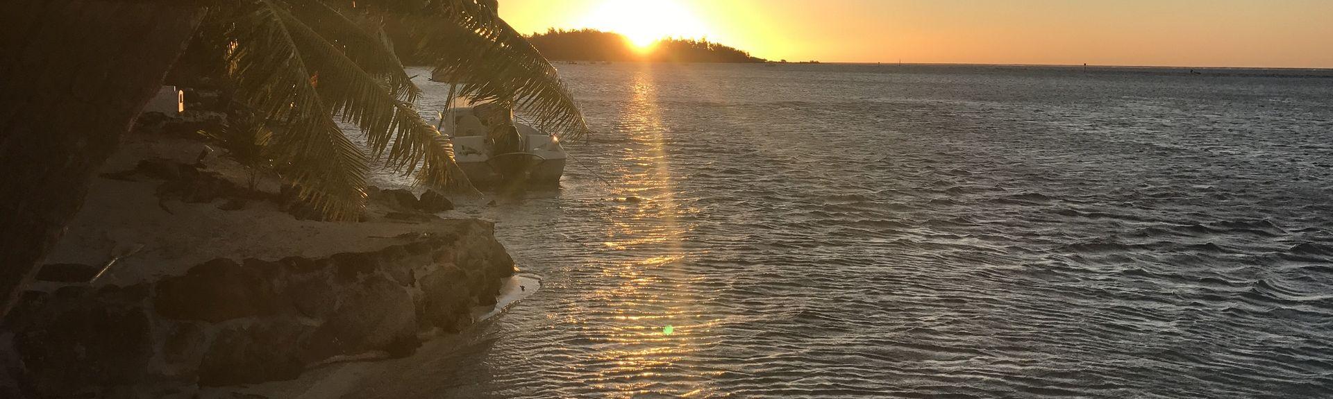 Temae, Moorea-Maiao, Bovenwindse Eilanden, Frans Polynesië