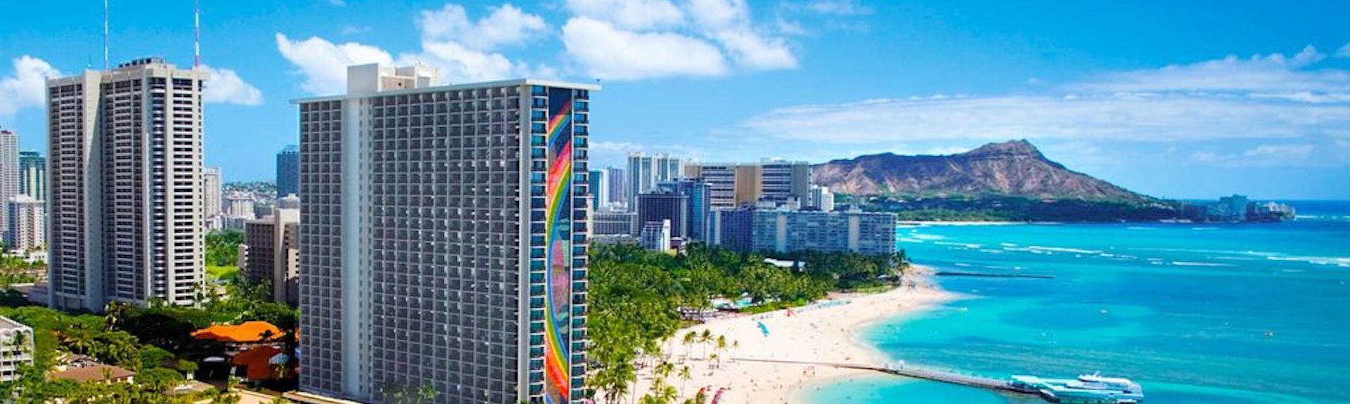 Hilton Hawaiian Village Waikiki Beach Resort, Honolulu, Hawaii, United States of America