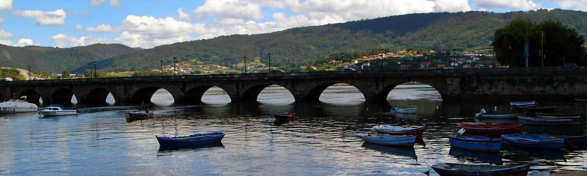 Oleiros, Galicien, Spanien