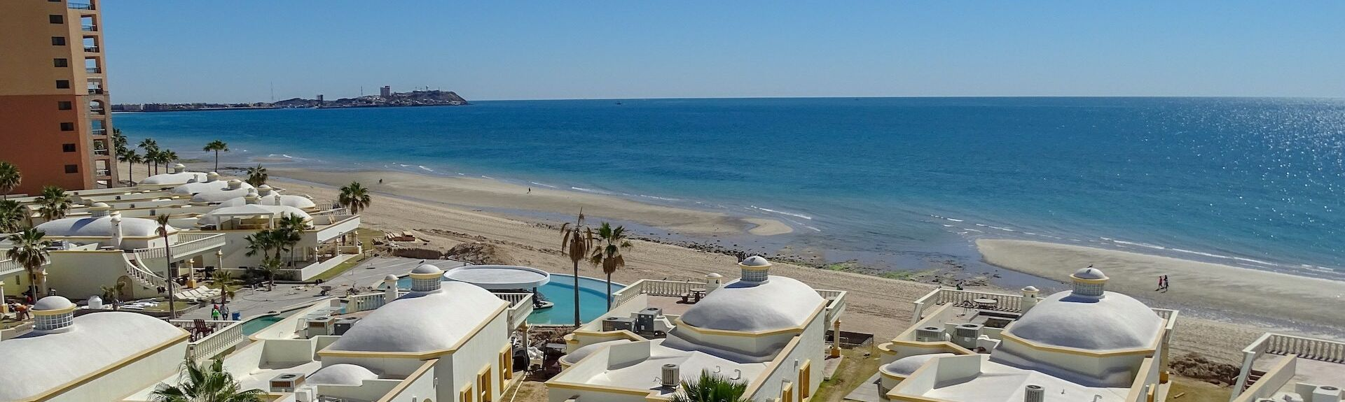 Las Palmas, Sandy Beach, Sonora, Mexico
