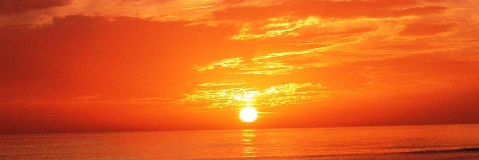 Praia da Tartaruga, Siesta Key, Flórida, Estados Unidos