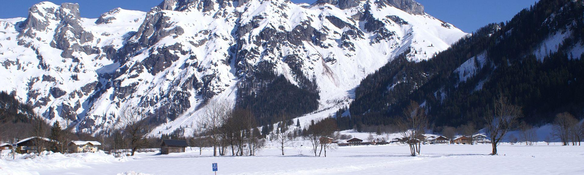 Tennen Mountains, Pfarrwerfen, Austria