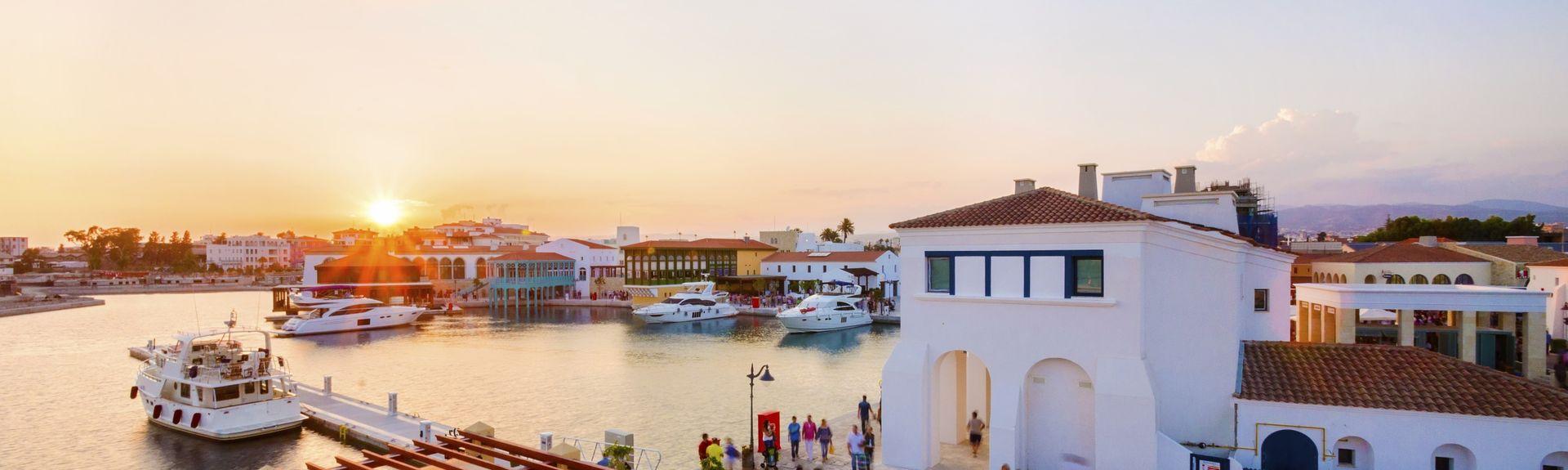 District de Limassol, Chypre